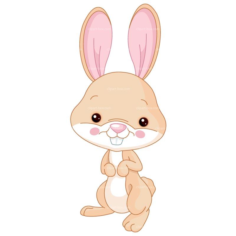 Cute Bunny Clipart-Cute bunny clipart-10