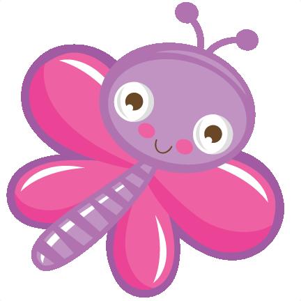 Cute Butterfly SVG cut .