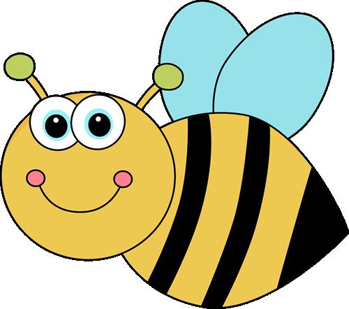 Cute Cartoon Bee-Cute Cartoon Bee-14