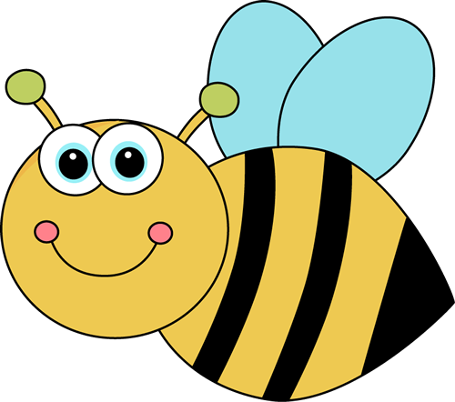 Small Bee Clip Art Clipart Pa