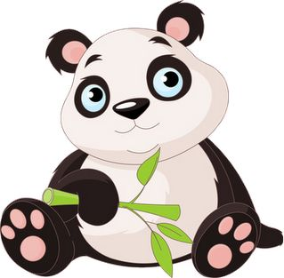 Cute Cartoon Panda | Cute Cartoon Panda -Cute Cartoon Panda | Cute Cartoon Panda Bears Clip Art-9