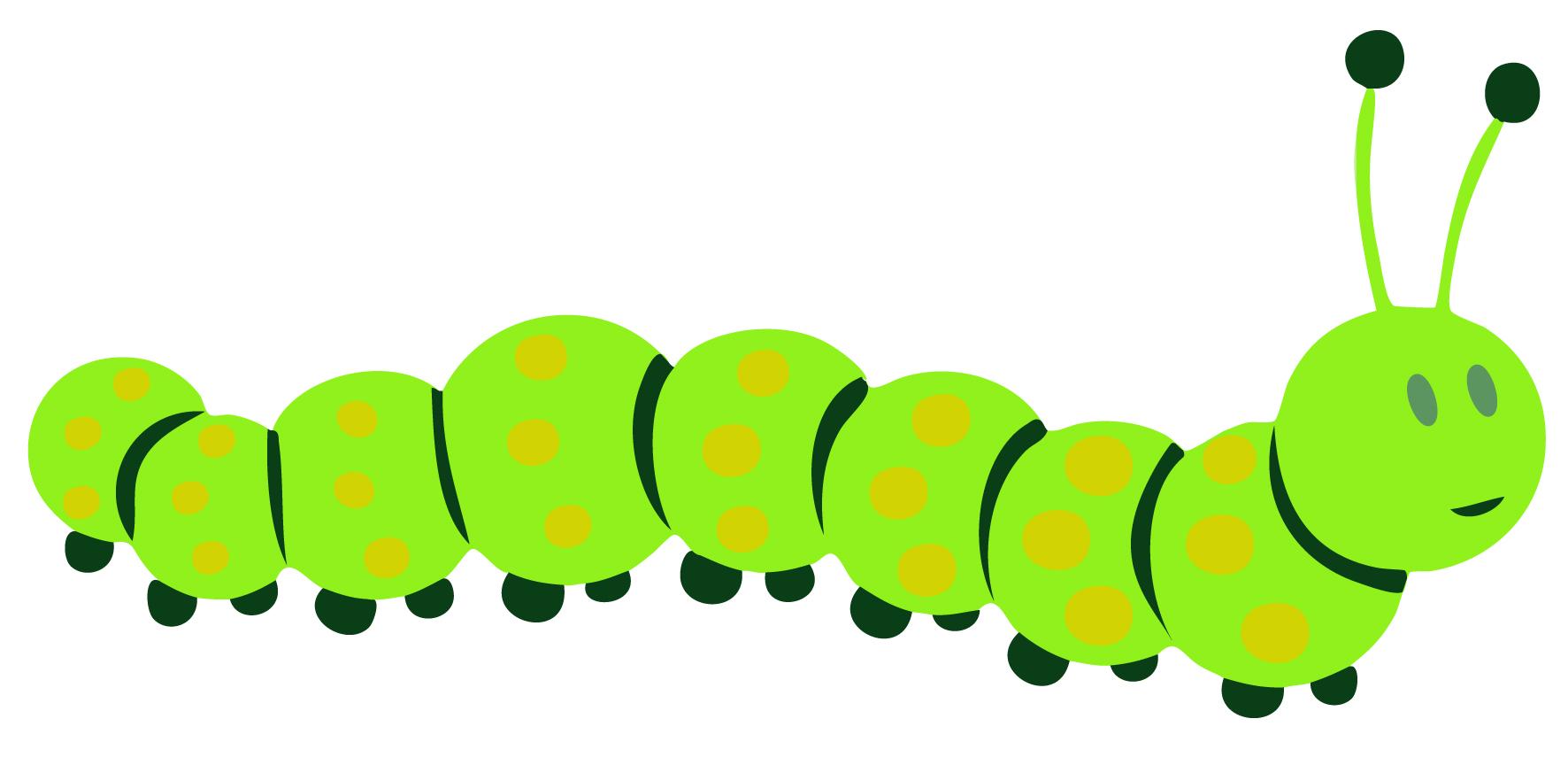 Cute Caterpillar Clipart Free Clip Art Images