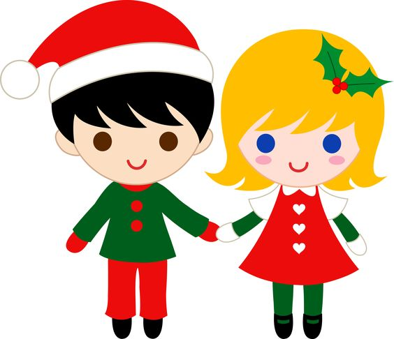 cute childrenu0026#39;s clipart | Cute Christmas Kids Clip Art - Free Clip Art
