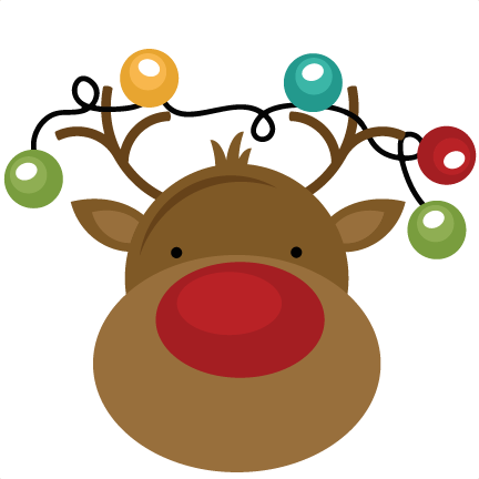 Cute Christmas Clipart .