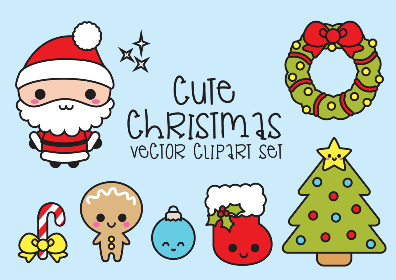 Cute Christmas Clipart - Cute Christmas Clipart