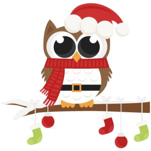 Cute Christmas Clipart; Cute santa clipart free .