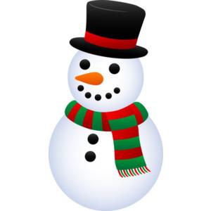 Cute Christmas Snowman Free .