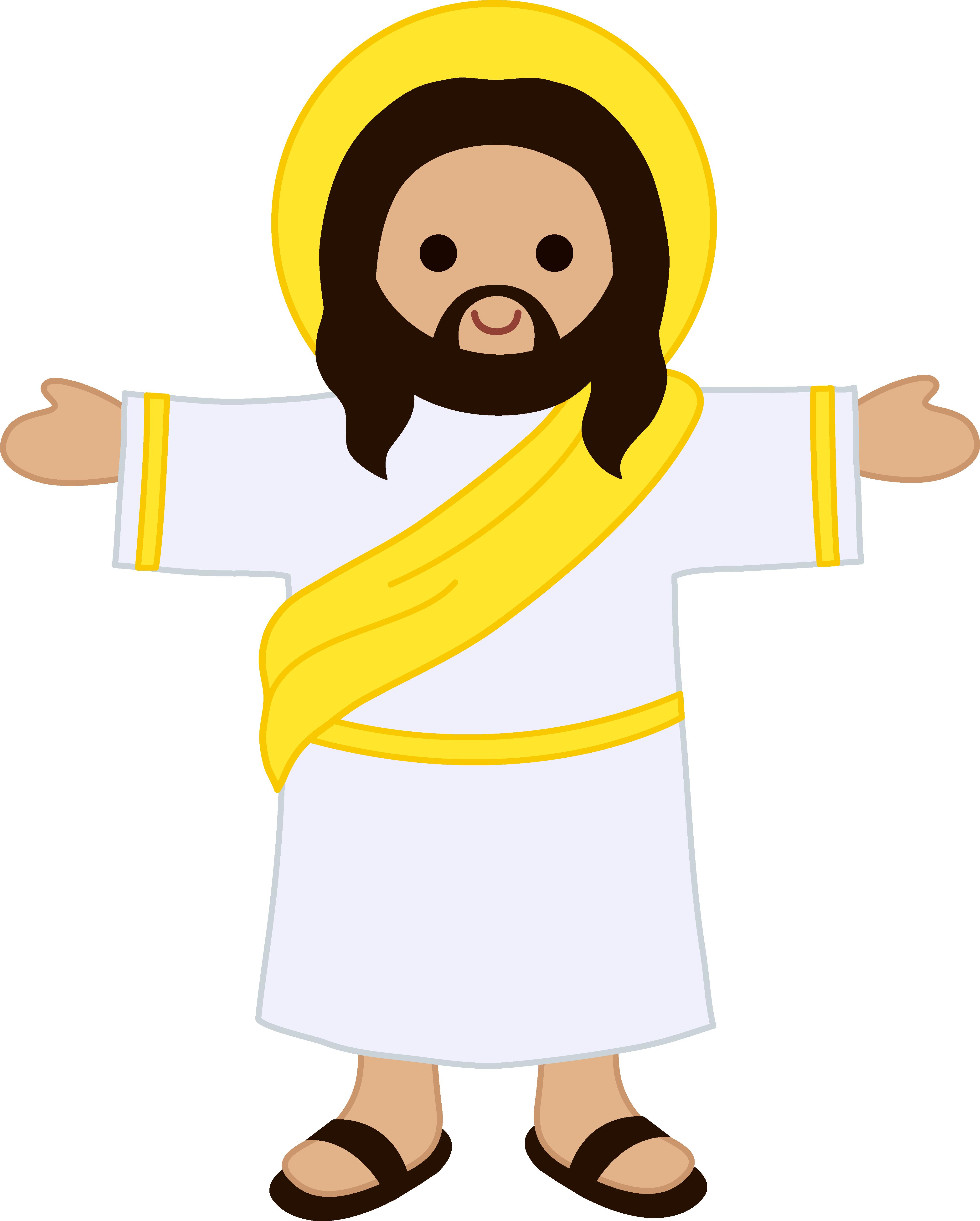 Cute Clip Art Of Jesus Christ Free Clip Art