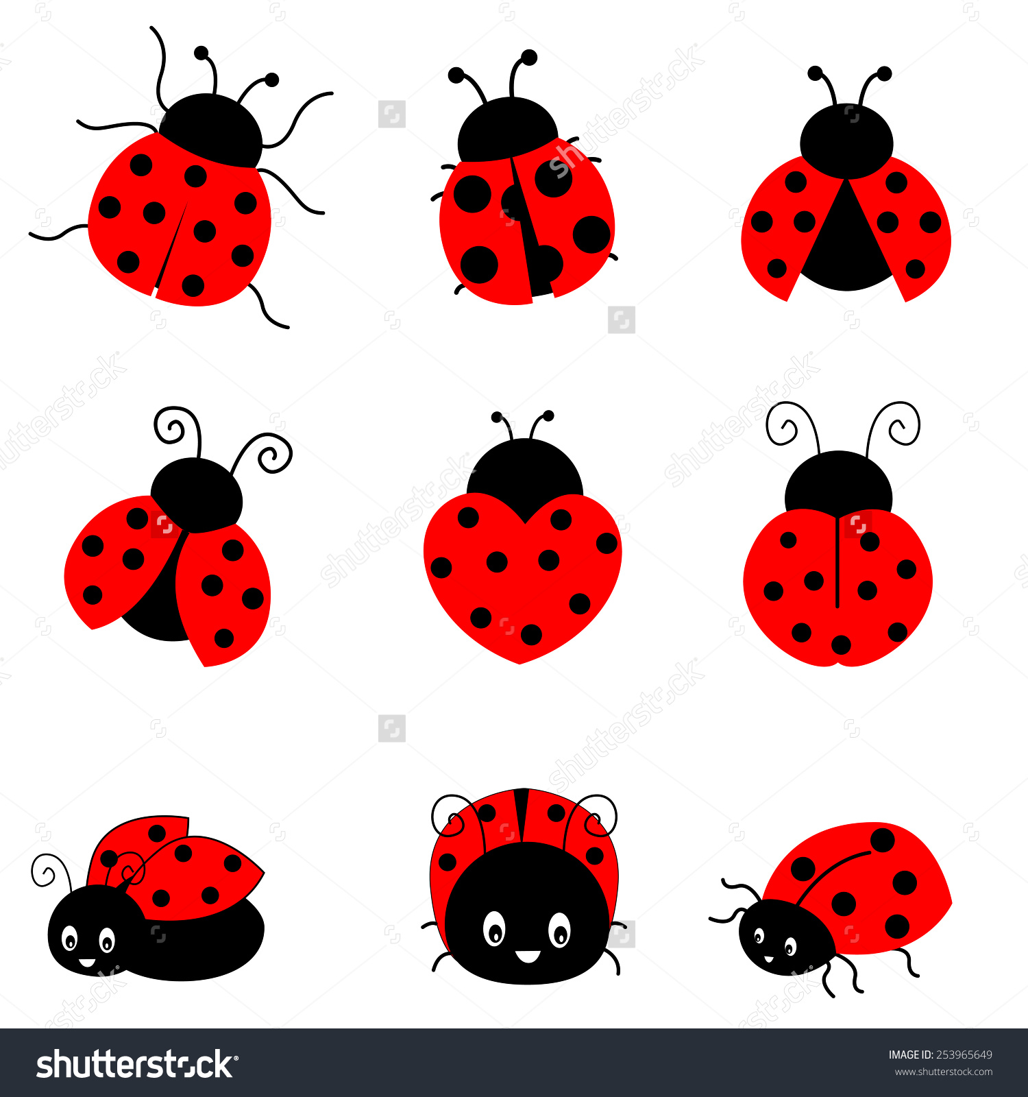 - Cute Ladybug Clipart & Look At Clip Art Images - ClipartLook