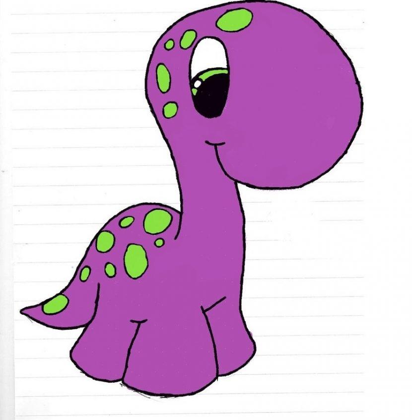 Cute Dinosaur Clipart-Cute Dinosaur Clipart-18
