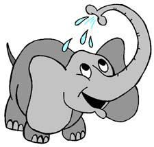 Cute elephant clipart free clipart image-Cute elephant clipart free clipart images-10