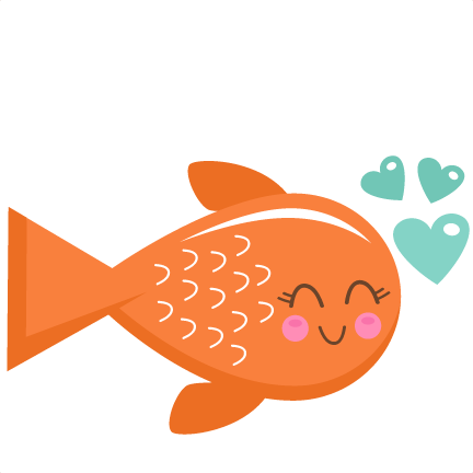 ... Cute fish clipart 5 ...