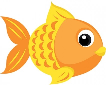 Cute Fish Clipart