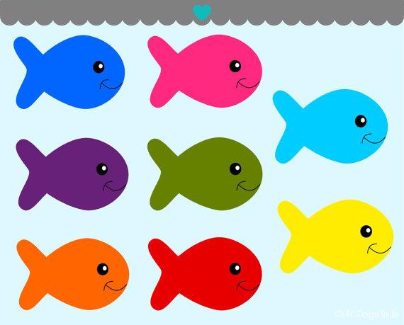 Cute Fish Free · Cute Fish Clipart
