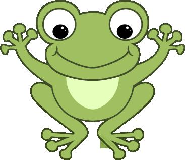 Cute Frog Clip Art Clipart .