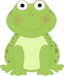 Cute Frog Clip Art Image .-Cute Frog Clip Art Image .-2