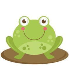 Cute Frog Clipart. Frog Crafts Coloring -Cute Frog Clipart. Frog Crafts Coloring Pages .-3