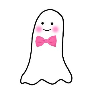 Cute Ghost Pics Clipart Best