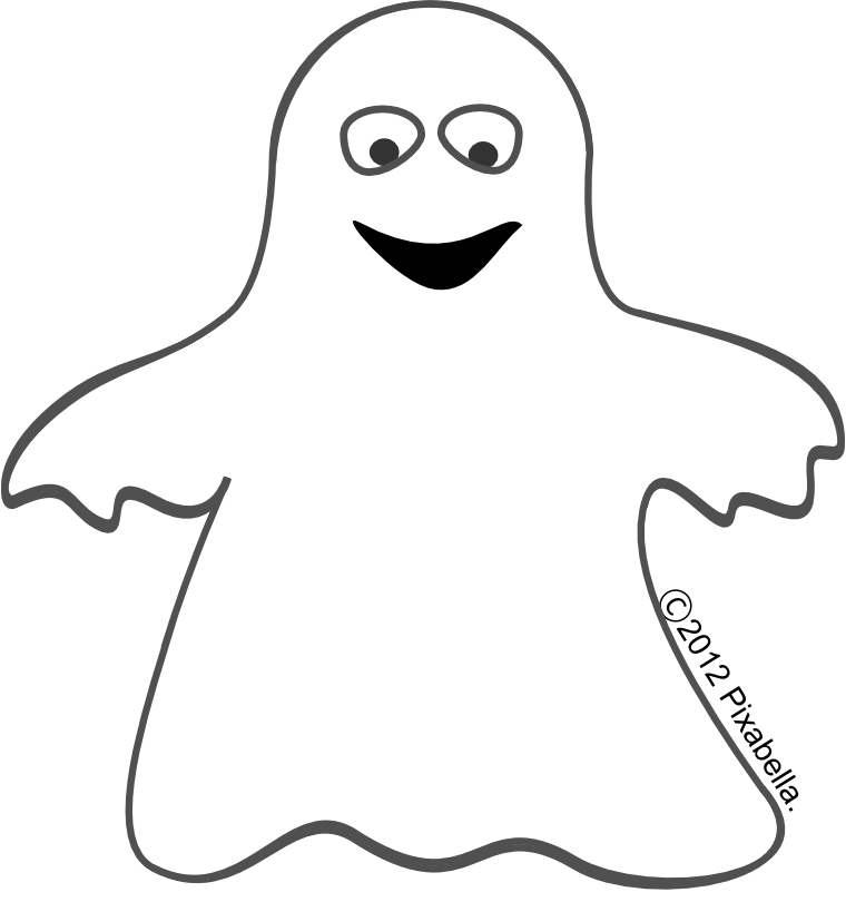 Cute Halloween Ghost Clipart Clipart Panda Free Clipart Images