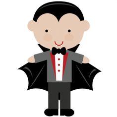 Cute Halloween Vampire Clipart-Cute Halloween Vampire Clipart-9