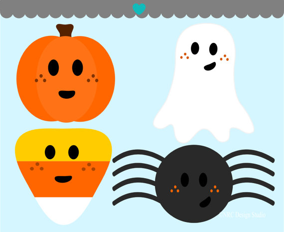 Cute Happy Halloween Clipart-Cute Happy Halloween Clipart-12