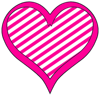 Cute Heart Clipart Clipart Best