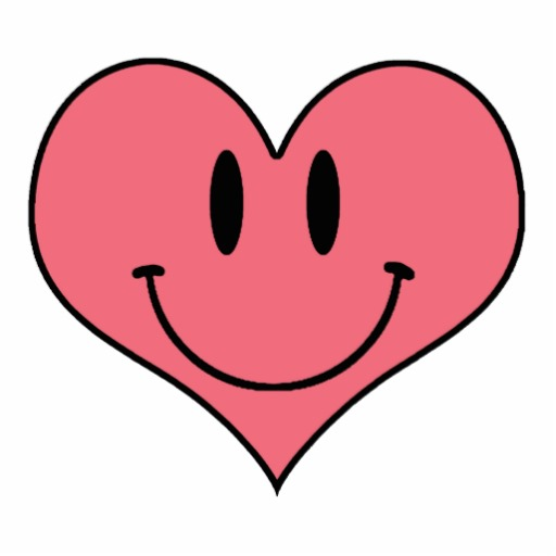 Cute Heart Clipart; Smiling heart clipart - ClipartFox ...