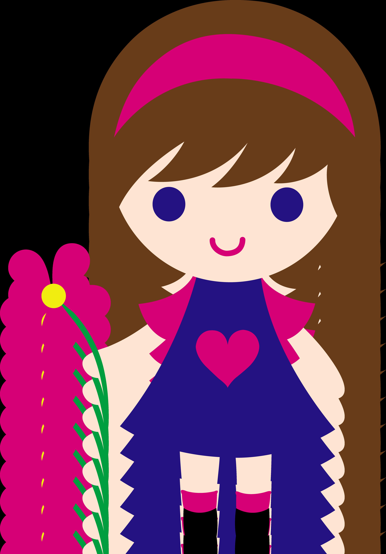 Cute Kid Clipart