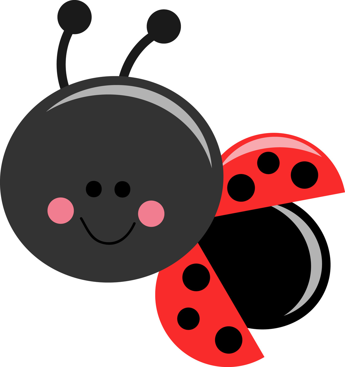 Cute Ladybug Images Clipart Best-Cute Ladybug Images Clipart Best-4