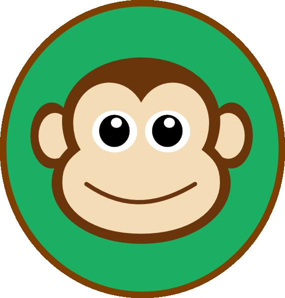 Cute Monkey Clip Art Clipart Panda Free Clipart Images