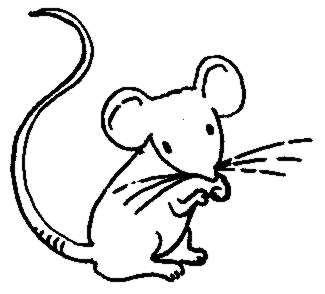 cute mouse clipart
