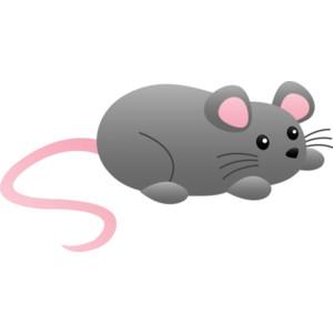 Cute Mouse Clipart - .-Cute Mouse Clipart - .-4