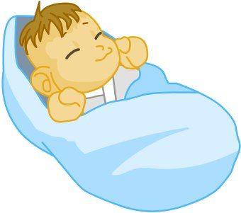 Cute Newborn Baby Clip Art-Cute Newborn Baby Clip Art-2