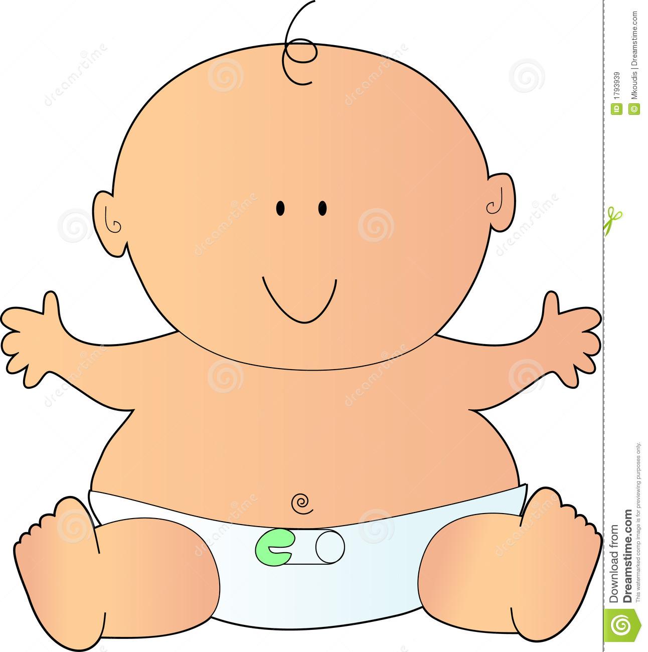 Cute Newborn Baby Clipart-Cute Newborn Baby Clipart-3