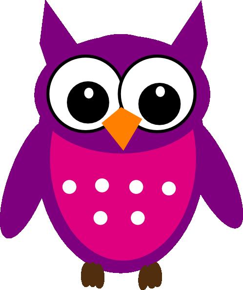Cute Owl Clip Art At Clker Com Vector Clip Art Online Royalty Free