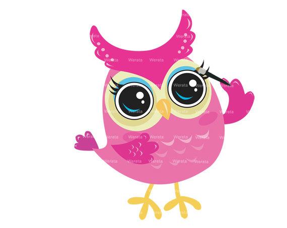 Cute Owl Clipart Clip Art