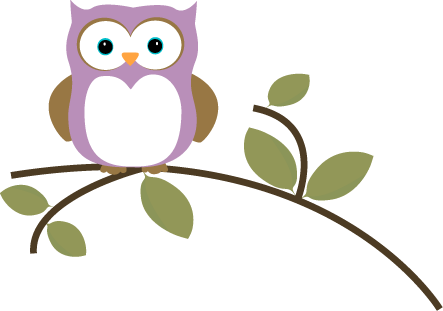 Cute Owl On Branch Clipart-Cute Owl On Branch Clipart-6