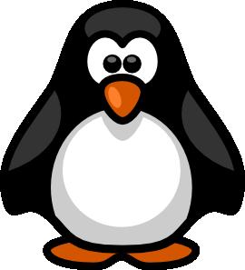 Cute Penguin Clip Art Free-Cute Penguin Clip Art Free-5