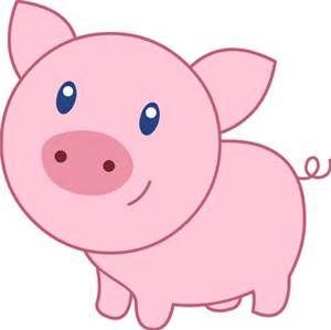 Cute Pig Clip Art - Bing Images-Cute Pig Clip Art - Bing Images-11
