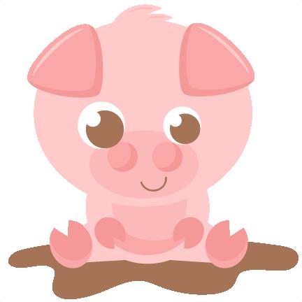 Cute Pig Clipart U2013 Clipart .-cute pig clipart u2013 Clipart .-5