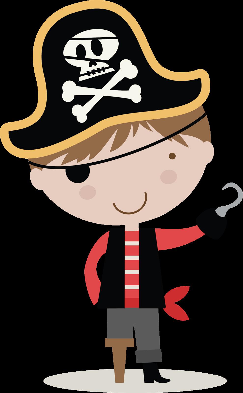 Cute Pirate Clipart-Cute Pirate Clipart-5