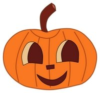 Cute Pumpkin Clip Art ..