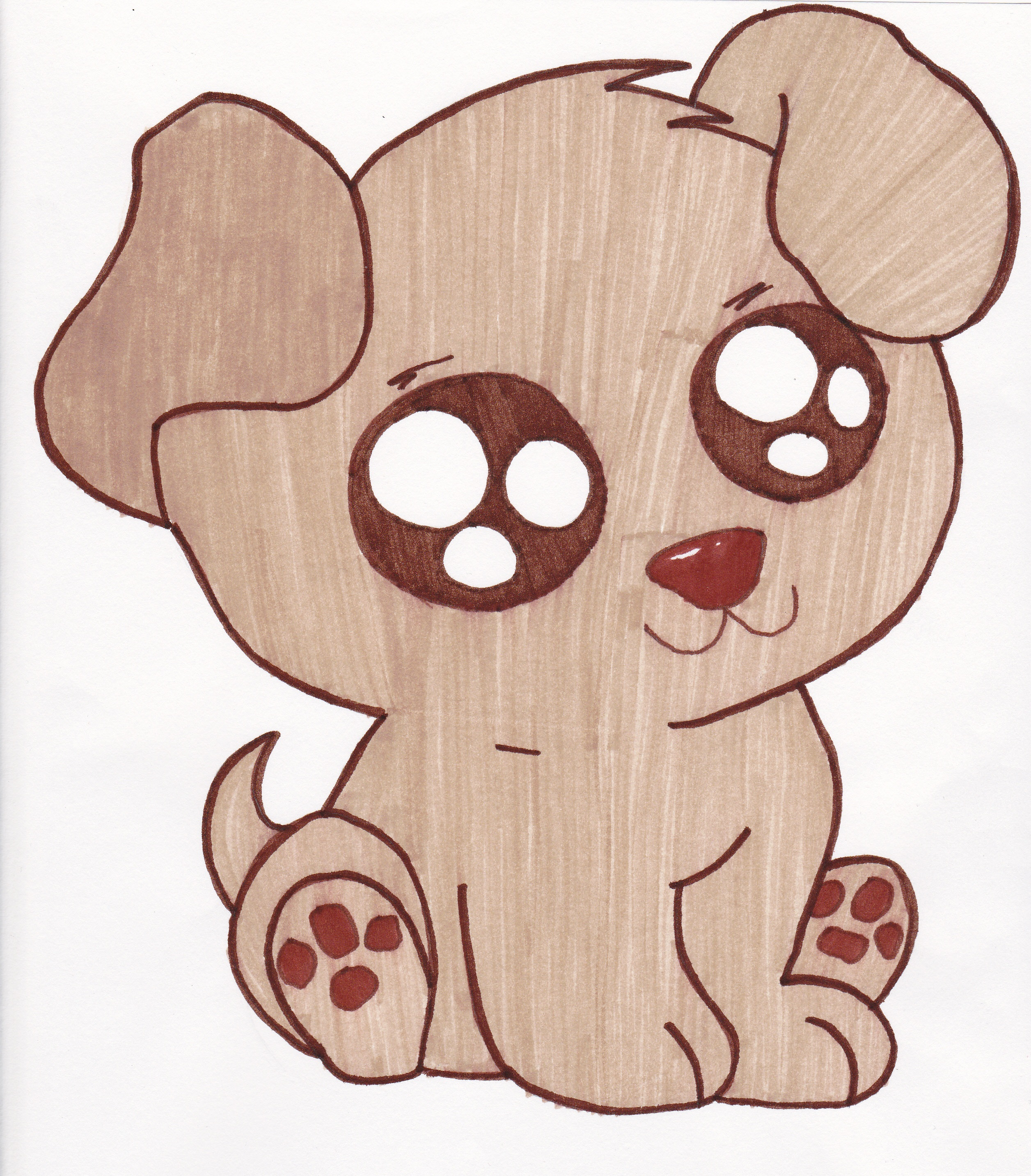 Cute Puppy Free Images At Clker Com Vect-Cute Puppy Free Images At Clker Com Vector Clip Art Online-6