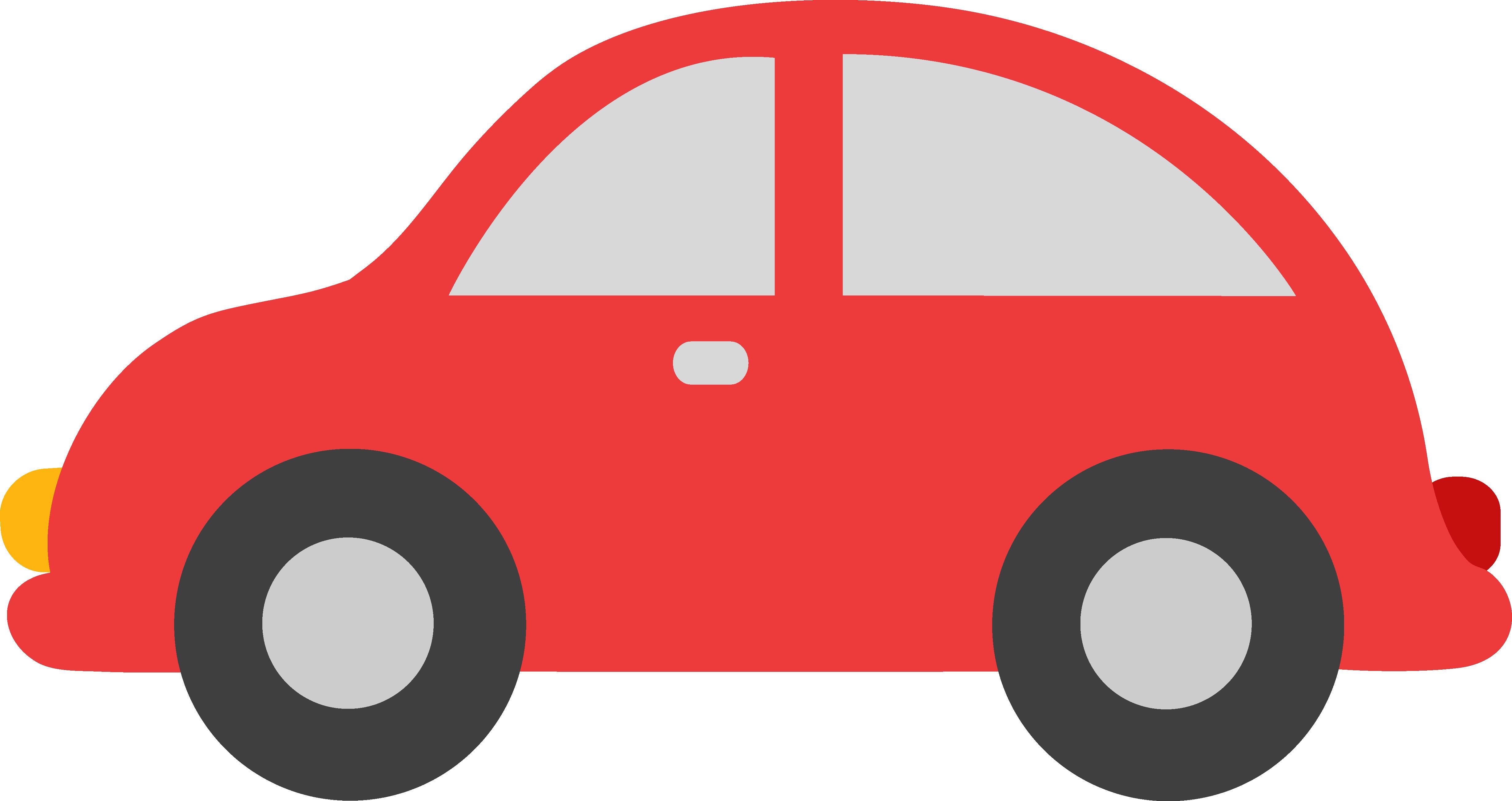 Cute Red Toy Car Clip Art-Cute Red Toy Car Clip Art-11