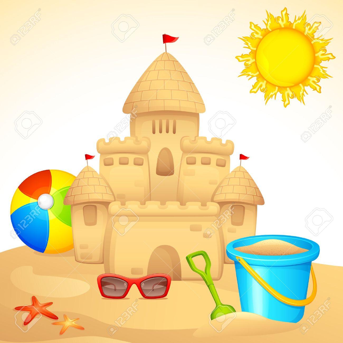 Cute Sand Castle Clip Art ... 0a35e718f758f785f77669ce251e7c .
