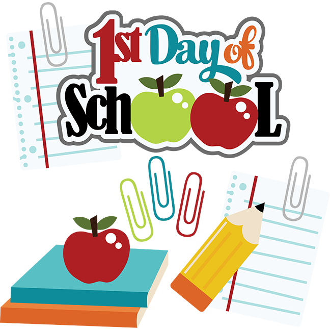 Cute School Clip Art Clipart  - School Picture Day Clip Art