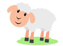 Cute Sheep Clipart Size: 47 Kb-Cute Sheep Clipart Size: 47 Kb-8