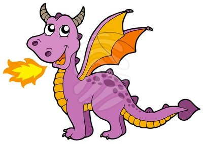 Cute Small Dragon Dragons Clipart 86334884 Dragons