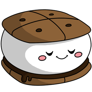 Cute Smore Clipart Free Clip Art Images