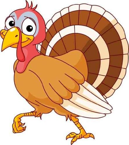 Cute Turkey Clipart | Clipart library - Free Clipart Images